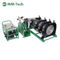 Buy cheap 220v Heat plate butt Fusion welders for HDPE PE pipe fittings for 90-315mm from wholesalers