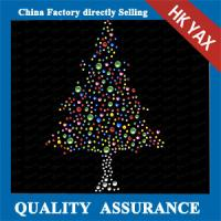 Buy cheap Bling Bling hotfix motif designs,wholesale hot fix motif designs;Christmas hotfix motif designs from wholesalers