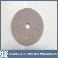 Buy cheap stone polishing pads for different types of material from Wholesalers
