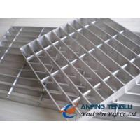 China Swage-Locked Grating, Made of Aluminum Alloy, High Load Capacity Features factory