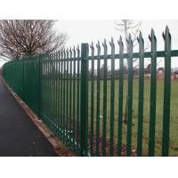 Buy cheap Wrought Iron Palisade Fence from wholesalers