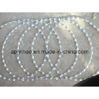 China Razor Barbed Wire factory