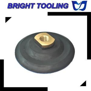 China Velcro Diamond Rubber Backer Pads on sale