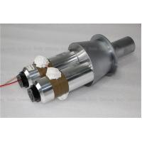 Buy cheap 4200w Ultrasonic Oscillator Double Welding Horn 15Khz Ultrasonic Transducer from Wholesalers