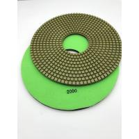 "China 16"" inch 400mm Diamond Resin Polishing Pad Disc for Concrete Cement Terrazzo 10mm thickness factory"