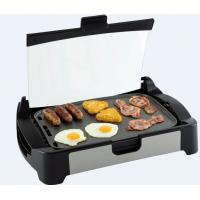 China 3 In 1 Reversible Table Grill / Electric BBQ Fry Pan on sale