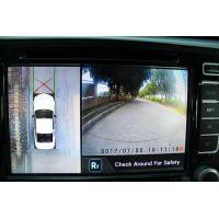 Buy cheap Sony 225 Cameras Bird View Parking System for Cars , HD Round View Images from Wholesalers