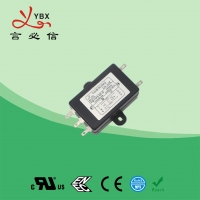 China Yanbixin Shielding Electrical Power Line Filters For Small Machine Mash Welder LCD factory