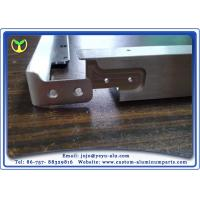 Buy cheap Aluminum Anodizing Service 6063 T5 Aluminum TV Screen Frame With Nice Appreance from Wholesalers
