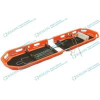 Buy cheap Non - toxic and non - polluting mountain rescue stretcher Basket with four safety belts from Wholesalers