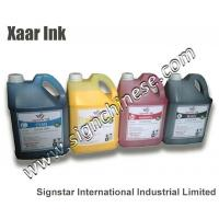 China xaar solvent inks/paint factory
