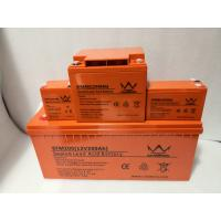 Buy cheap Multi Color Lead Acid Gel Battery , 2 Volte Gel Cell Deep Cycle Battery from Wholesalers