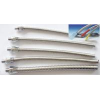 China small bore Stainless Steel flexible Conduit for thermal coupler and sensor wirings,  flexible stainless steel conduit on sale