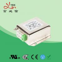China Passive 3 Phase Rfi Filter 440VAC 10A Low Pass Transfer Function factory