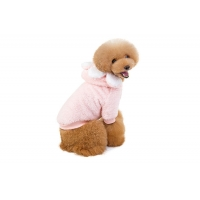 Buy cheap Wholesale Autumn Winter Pet Cotton Clothes Soft High Quality Sausage Fluffy from wholesalers