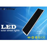 Buy cheap 6500K - 7000K Waterproof LED Solar Street Lights Outdoor 120° Beam Angel from Wholesalers