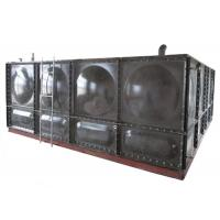 China Screw Mounting Liquid Storage Tanks Alkaline And Acid Resistant Available on sale