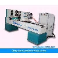 China Computer Controlled Wood Lathe For Wooden Handrails on sale