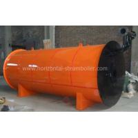 Buy cheap 300kw Efficient Thermal Oil Boiler Steel Tube Gas Fired Horizontal Low Pressure from Wholesalers