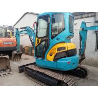 China Used Kubota U35-3S 3.5 ton Mini Digger on sale
