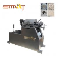 Puff Snack Food Manufacturing Equipment SS Material Type For Rice / Maize / Corn