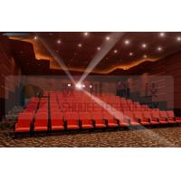 China 5.1 Surround Audio System 3d Cinema Equipment With Digital Video Projection factory