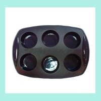 Buy cheap silicone ice tray mold ,silicone round tray mold from Wholesalers