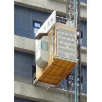Buy cheap Heavy Load Passenger And Material Hoist , Man Material Hoist SC250(BG) KP-B20 from wholesalers