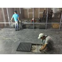 Buy cheap Epoxy Powder Coating Raised Floor Panels Cold Rolled Steel Sheet Convenient Installation from Wholesalers