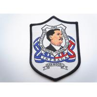 China Personalized Custom Clothing Patches WashableApparel Accessories factory