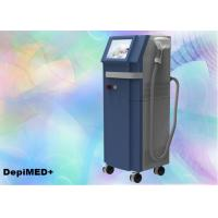 Buy cheap Women 808nm Diode Laser Hair Removal Machine 10Hz 10 - 1500ms Pulses FCC from Wholesalers