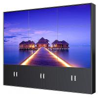 China 1.8mm 4k Video Wall Full Hd 55 Inch High Definition Clear Image Low Maintenance factory