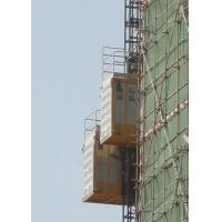 Buy cheap Passenger and Material Hoist SC200-200 VFD TUV Proved KP-B06 from Wholesalers