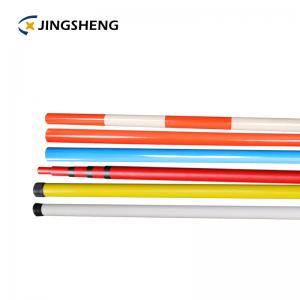 China 12m Heavy Duty Fibreglass Telescopic Pole factory