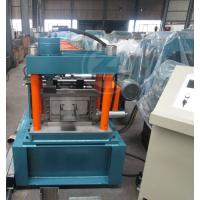 Buy cheap ISO Automatic Cold Steel Strip Purlin Roll Forming Machine One Year Warranty from Wholesalers