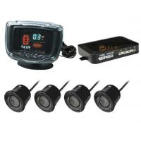 Buy cheap Car Front And Rear Parking Sensors With Small Lcd Blue Background from Wholesalers