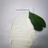 China White Sodium Carbonate Peroxyhydrate , Powder Form Hydrogen Peroxide SPC on sale