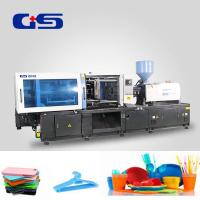Buy cheap High Performance 60 Ton Injection Molding Machine , Plastic Can Making Machine from Wholesalers
