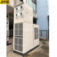 Buy cheap R22 Refrigerant Packaged Air Conditioner For Wedding Event Movies Filming Flexible Ducting 30 KW from Wholesalers
