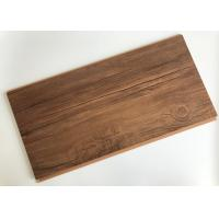 China Flat Plastic Laminate Panels Width 25cm Thickness 8mm Weight 2.7kg factory