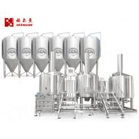 China PLC Micro Brewery Equipment factory