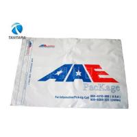 Buy cheap HDPE Polythene Mailing Bags , Poly Mailer Shipping Bags 215x330mm #F Heat Resistant from Wholesalers