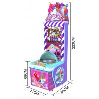 China Coin Operated Amusement Game Machine For Supermarket Or Location factory