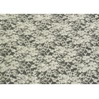 Buy cheap Water Soluble Brushed Lace Rayon Nylon Spandex Fabric For Upholstery CY-LQ0028 from Wholesalers