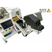 Buy cheap Fast Bundling Speed Auto Twist Tie Machine For Zip Ties W2.5mm * L80mm * T1.1mm from Wholesalers