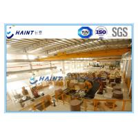 Buy cheap Paper Mill Kraft Paper Roll Wrapping Machine , Full Automatic Paper Roll Packing Machine from Wholesalers