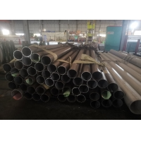 China OD 10.00mm PED AD2000 SS Stainless Steel Welded Tubing factory