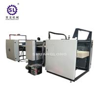 China Automatic Paper Sheet Embossing Machine For Carboard Paper 450gsm Range factory