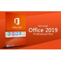 Buy cheap 100% Original Microsoft Office 2019 Pro Plus Product Key / Office 2019 PP Online from wholesalers