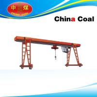 Buy cheap MH type electric hoist gantry crane from Wholesalers